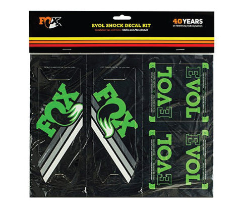 Fox Heritage EVOL Decal Kit