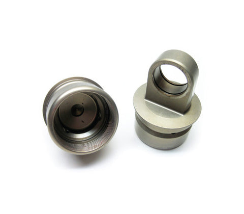 Custom Axis Piggyback CA Aluminum Body Cap