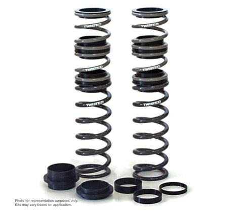 Twisted - Spring Kit, ATV, Front, Triple Rate, Sport Series