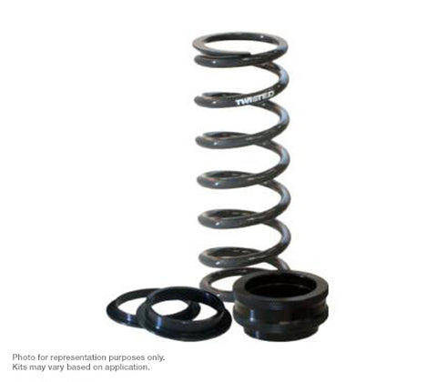 Twisted - Spring Kit, ATV, Rear, Single Rate