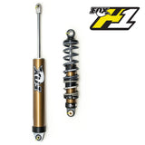 Fox H1 - Zero Pro Kashima, Rear Track Kit, with Center Dual Rate Spring, Long Track
