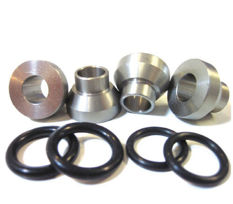 Fox ATV Heavy Duty Heim Reducer Kit, 9/16