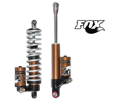 Fox Track Kit, 2013-2015 Ski-Doo MXZ r-Motion