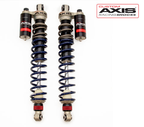 Axis - Snow Shocks, Front, 42 Wide