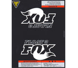 Fox FLOAT 3 Air Sleeve Decal