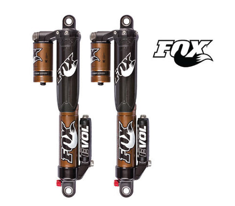 Fox Float 3 Evol RC2 Front Shocks, 2009+ Ski-Doo RS 600