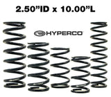 "Hypercoil 2.50"" ID x 10.00"" L Spring (Select Rate)"