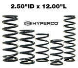 "Hypercoil 2.50"" ID x 12.00"" L Spring (Select Rate)"