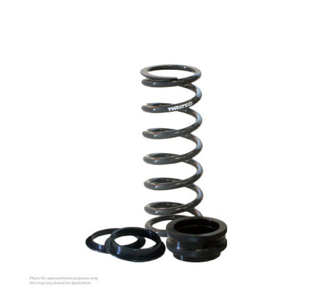 Rear Single Rate Spring Kit,  2009-2013 Can-Am DS 450