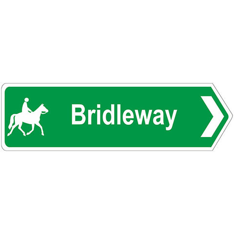 Bridleway Sign - Safety Signs & Stickers | Borehamwood Signs