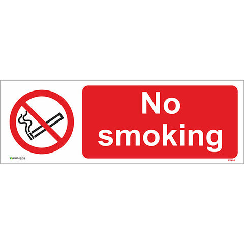 No Smoking Sign - Safety Signs & Stickers | Borehamwood Signs