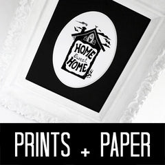 Prints and Paper Goods