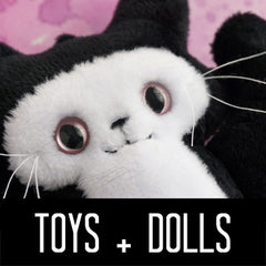 Soft Toys and Dolls