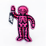 Skeleguy - Silkscreened print doll