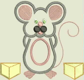 CA120 Mouse with Cheese