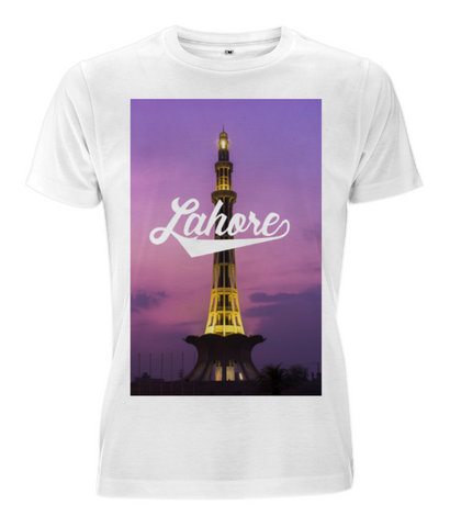 Lahore Is My City Tee