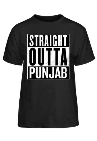 Straight Outta Punjab