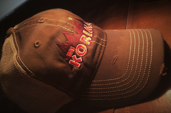 Mas Korima Vintage Hat - Mas Korima - Born to Run - Copper Canyons