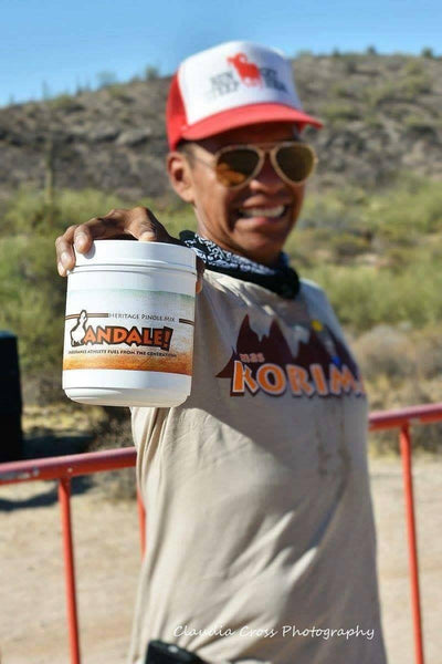Pinole Endurance Athlete Fuel Copper Canyons Mas Korima