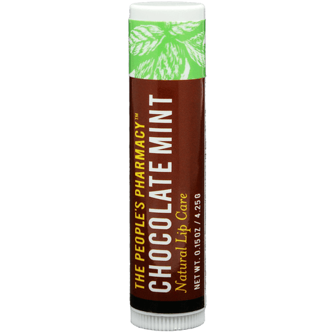 Chocolate Mint Natural Lip Care