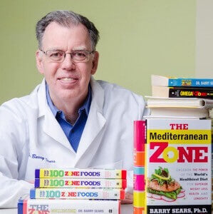 The Mediterranean Zone Diet - Listen & Read