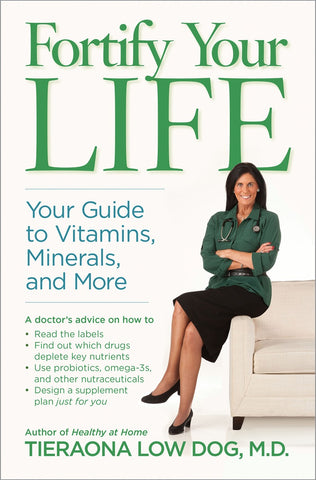 Fortify Your Life: Your Guide to Vitamins, Minerals, and More