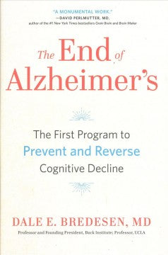 The End of Alzheimer's  – Listen & Read