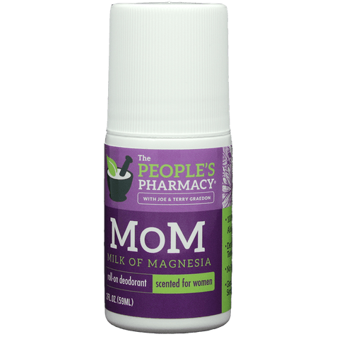 Women's MoM (Milk of Magnesia) Aluminum-Free Roll-on Deodorant