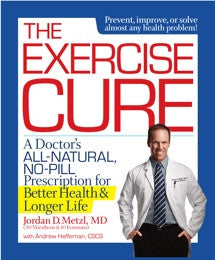 The Exercise Cure - Listen & Read