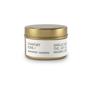Comfort Zone Candle 3.4oz - Anecdote Candles