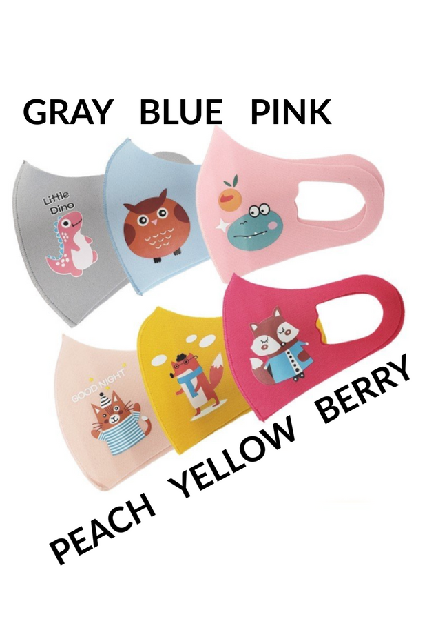 Kids Character Face Covering *FINAL SALE*