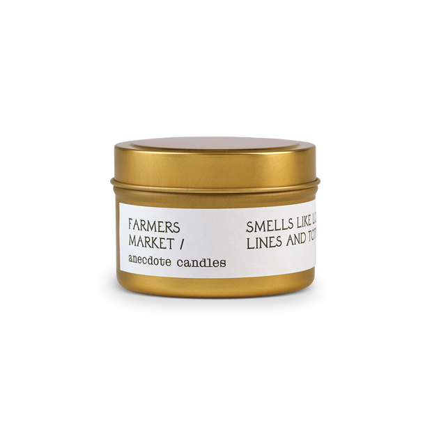 Farmers Market Candle 3.4oz - Anecdote Candles