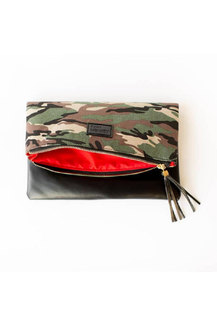 Foldover Clutch Collection