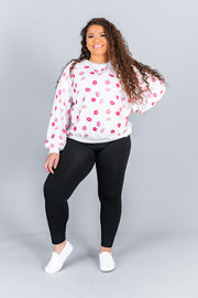 Pucker Up Sweatshirt