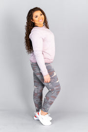 Tundra Camo Highwaist Leggings