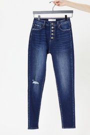 Kristy High Rise Super Skinny - Kancan Jeans