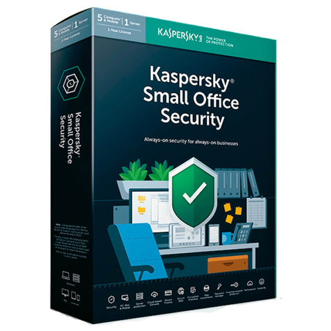 Kaspersky Small Office Security 6 for Desktops, Mobiles and File Servers
