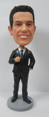 Businessman Bobblehead #1
