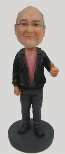 Casual Male Bobblehead #2