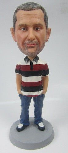 Casual Male Bobblehead #5
