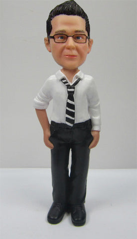 Businessman Bobblehead #3