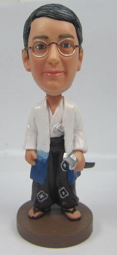 Martial Arts Bobblehead #1