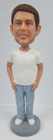 Casual Male Bobblehead #18