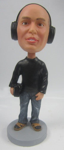Casual Male Bobblehead #22
