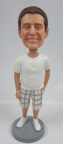 Casual Male Bobblehead #27