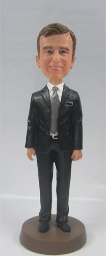 Businessman Bobblehead #8