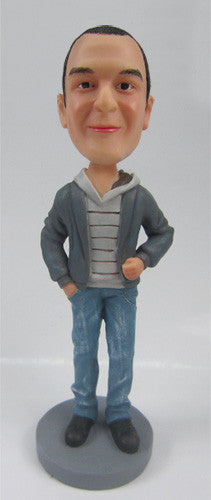 Casual Male Bobblehead #32