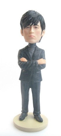 Businessman Bobblehead #14