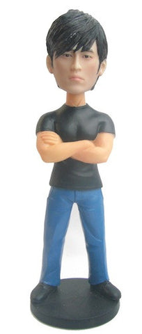 Bouncer Bobblehead