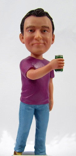 Casual Male Bobblehead #53